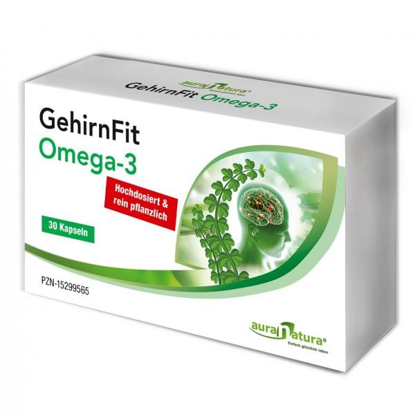 GehirnFit Omega-3 30 Kapseln AT_1790093_1