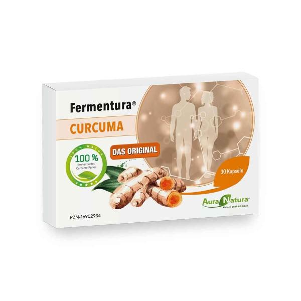 Fermentura Curcuma 30 Kapseln AT_1790205_1