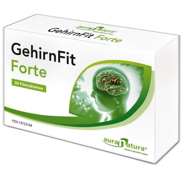 GehirnFit Forte 30 Filmtabletten AT_1511266_1