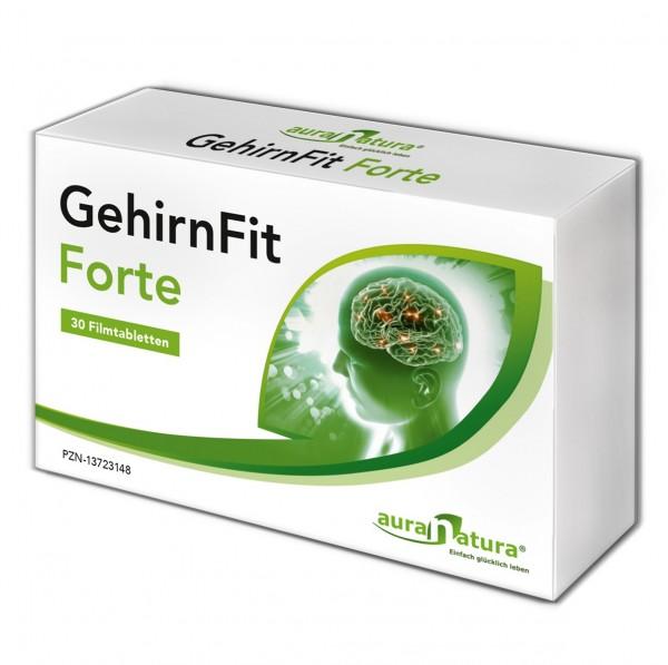 GehirnFit Forte 30 Filmtabletten