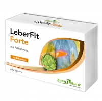 LeberFit Forte mit Artischocke AT_1790195_1
